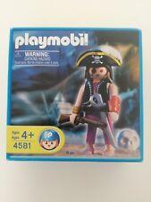 Playmobil 4581 - One eyed Pirate Captian / Käpt`n Einauge (MISB, NRFP)