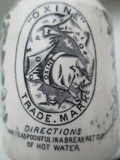 More details for 1910/1920s oxine  preserve pot