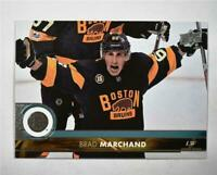 2017-18 17-18 Upper Deck UD Series 1 Base #13 Brad Marchand