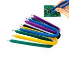 3pcs U Type IC Chip Extractor Machine DIP Encapsulation Extraction Repair Tool