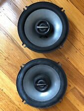 New listing Alpine Spr-17C 2-Way 6.5in. x 6.5in. Coaxial Car Speakers