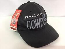 CAPPELLO NFL DALLAS COWBOYS NERO VINTAGE CAPPELLINO HAT P.AR