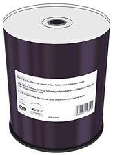 100 CD-R STAMPABILI MEDIARANGE PRINTABLE 4.7GB CAMPANA 100 PZ MR203