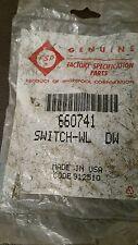 New listing Genuine Oem Fsp Whirlpool Dishwasher 660741 Switch