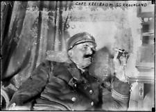 Photo. ca 1912.  Captain of Ship - Red Star Oceanliner