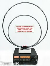 HF Loop Antenna For Amateur Radio Or Shortwave Receiver APARTMENT & HOA FRIENDLY