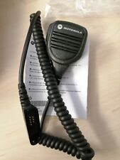 Motorola MDPMMN4021A Remote Speaker Microphone for Gp340 Gp360 Gp380 / Brand New