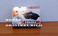 1 x FERODO FDB1956 (24320) PREMIER Bremsbelagsatz HYUNDAI i20 i30 ix35 KIA CEED