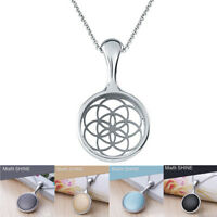 Stainless Steel Necklace Pendant For Sleep Fitness Monitor Misfit Shine 2