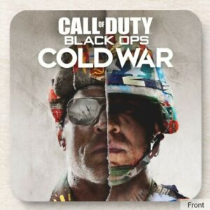 Call Of Duty - Cold War - Drinks Coaster