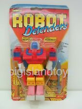Robot Defenders & Renegades Remco 1982 Zoton Action Figure Sealed