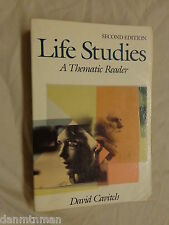 Life Studies : A Thematic Reader (1986, Paperback)