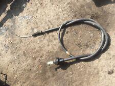 Despacho Scudo Experto E7 Cable de acelerador de 2 litros HDi de 2004 a 2006.