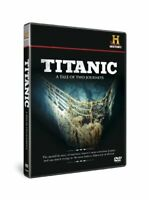 Titanic - A Tale of Two Journeys [DVD] -  CD H2VG The Fast Free Shipping