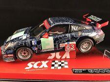 """A10037X300 SCX PORSCHE 911 GT3 CUP RICHARD 1:32 """"NEW"""""""