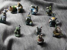 CROSS HARES PAINTED GAME PIECES-A1GAMES--$10 PER PIECE