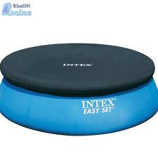 28022 COPERTURA INVERNALE INTEX PISCINE FUORI TERRA ESAY FAST SET DIAM 366 CM