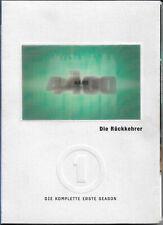DVD 4400, Erste Staffel, Science Fiction