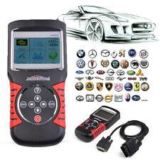 KW820 OBDII OBD2 EOBD Auto Scanner Car Engine Fault Code Reader Diagnostic GiftV