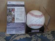 NELSON CRUZ SEATTLE MARINERS AUTOGRAPHED SIGNED MAJOR LEAGUE BASEBALL #2 W/JSA