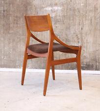 Vintage 60er Teak Stuhl Vestervig Eriksen Danish Mid-Century 60s Chair 50s