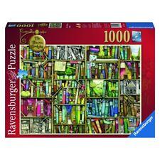 Ravensburger The Bizarre Bookshop Puzzle 1000pc