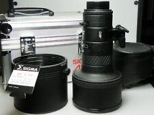 Sigma AF APO 300mm F2.8 f. Nikon D600 D750 D700 D800 D810 D850 D7000 D7100 D7200