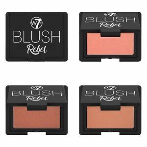 W7 Blush Rebel Blusher (Choose Your Shade)