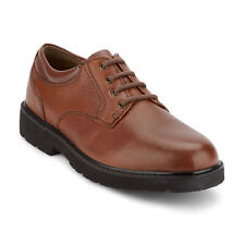 Dockers Mens Shelter Genuine Leather Rugged Oxford Shoe - Wide Widths Available
