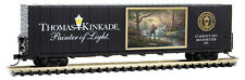 Micro-Trains MTL N-Scale 60ft Box Car Thomas Kinkade #6 Doesn't Get Much Better