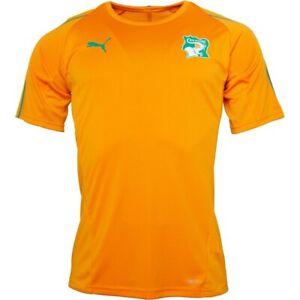 PUMA Dry-Cell Ivoire Coast Football Chemise XL 10.4cm Nouveau