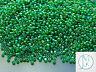 250g 167B Transparent Grass Green Rainbow Toho Seed Beads 11/0 2.2mm WHOLESALE