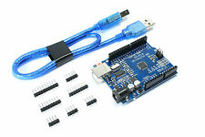 UNO ATmega328P Board V3.0 CH340 (Arduino-Compatible) Header Pins Flux Workshop