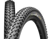 Continental Cross King X King - MTB Mountain Bike Tyre Rigid 27.5 x 2.0/2.2/2.3""