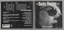 THE RACKY THOMAS BAND - LAST OF THE BIG SPENDERS CD 1999 RARE