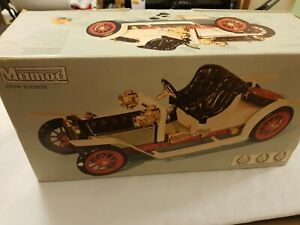 Mamod Steam Roadster SA1 boxed and extras - in great condition