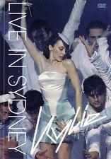 KYLIE MINOGUE - DVD - LIVE IN SYDNEY