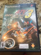 PLAYSTATION PLAY STATION 2 SONY PSP 2004 ATV OFF ROAD FURY 3