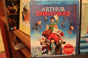 Arthur Christmas (Blu-ray , 2012)used