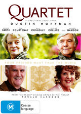 QUARTET New Dvd MAGGIE SMITH BILLY CONNOLLY ***