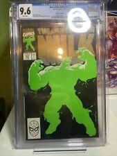 The Incredible Hulk 377 CGC 9.6