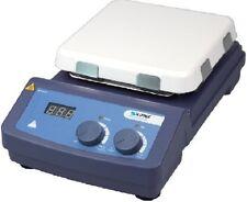 Scilogex MS7-H550-S Digital Square LED Magnetic Hotplate Stirrer