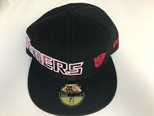 New Era X TRANSFORMERS *Rare* Revenge Of The Fallen 2009 59fifty