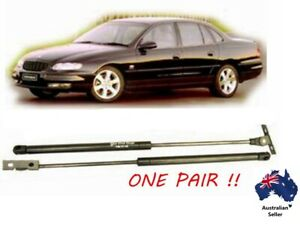 Holden Statesman WH WK WL models 1999-06 BONNET Gas Struts New PAIR ML4466