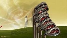 Left Handed Tall Golf Clubs New Big Tp Xl-20 Iron Set XL Extra Mens Long 3-pw