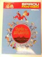 Spirou und Fantasio Spezial 11: Panik im Atlantik Carlsen 1.Auflage Z 1