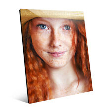 8x10 Your Picture - Photo - Art Custom Printed on Acrylic with Mounting Blocks