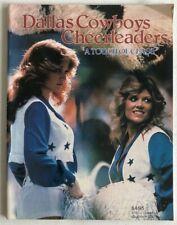 New listing Vintage Dallas Cowboys Cheerleaders Photo Book