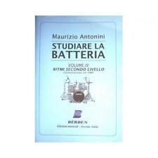 BERBEN ANTONINI STUDIARE LA BATTERIA4