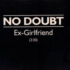 No Doubt(Promo CD Single)Ex-Girlfriend-Interscope-NODOUBT 1-EU-2000-New